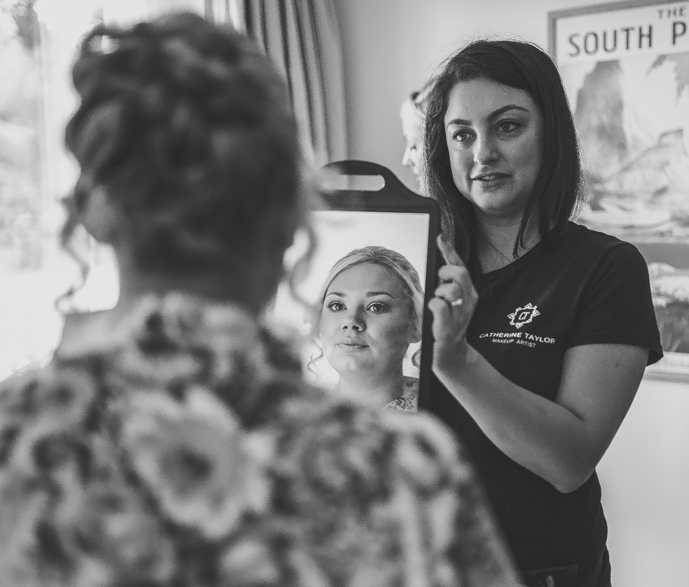 Bridal Makeup Foxhills in Chertsey Surrey