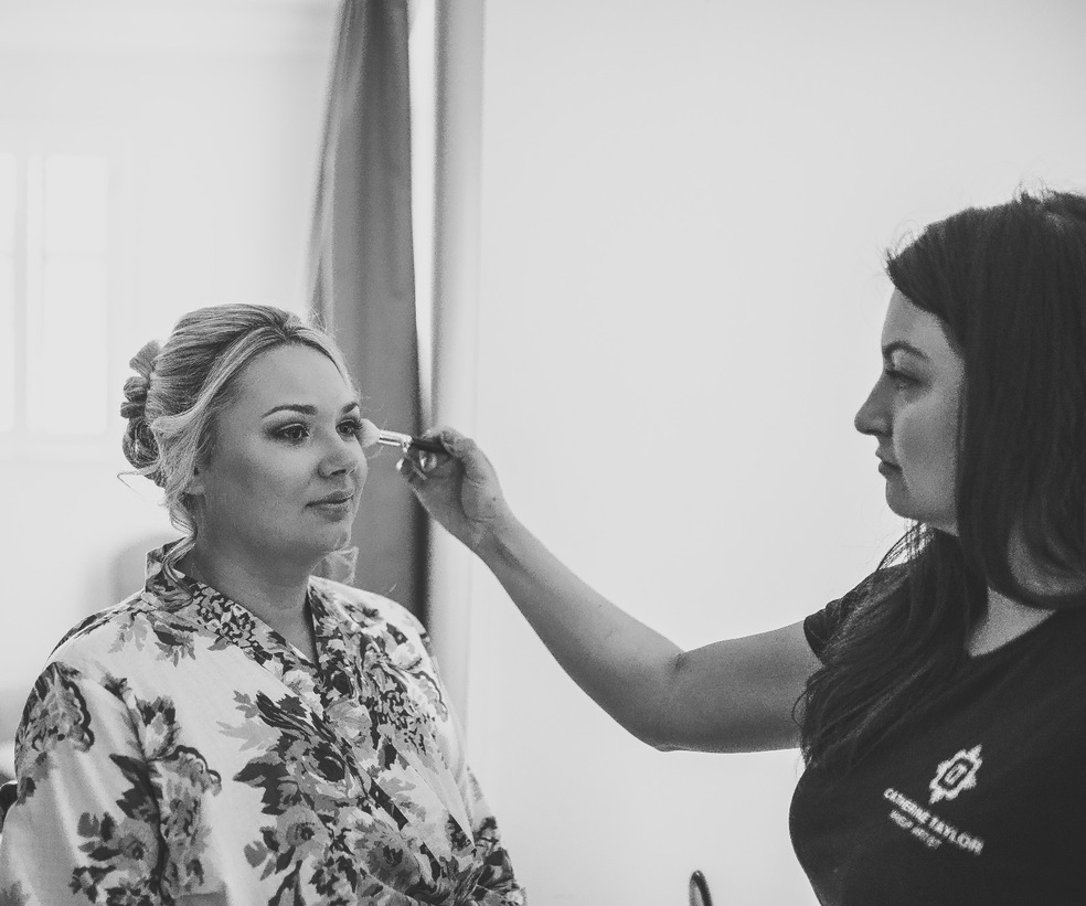 Bridal Makeup Artist Foxhills in Chertsey Surrey