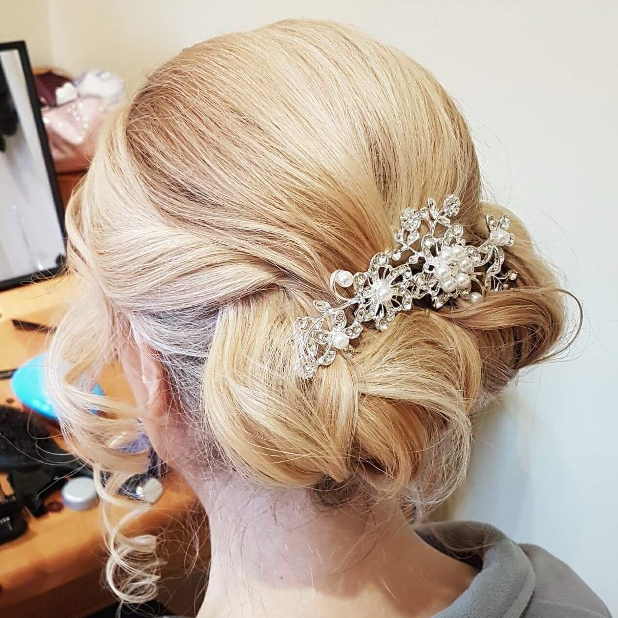 Team of Bridal Hair and Makeup Artists covering Surrey, Berkshire and Hampshire