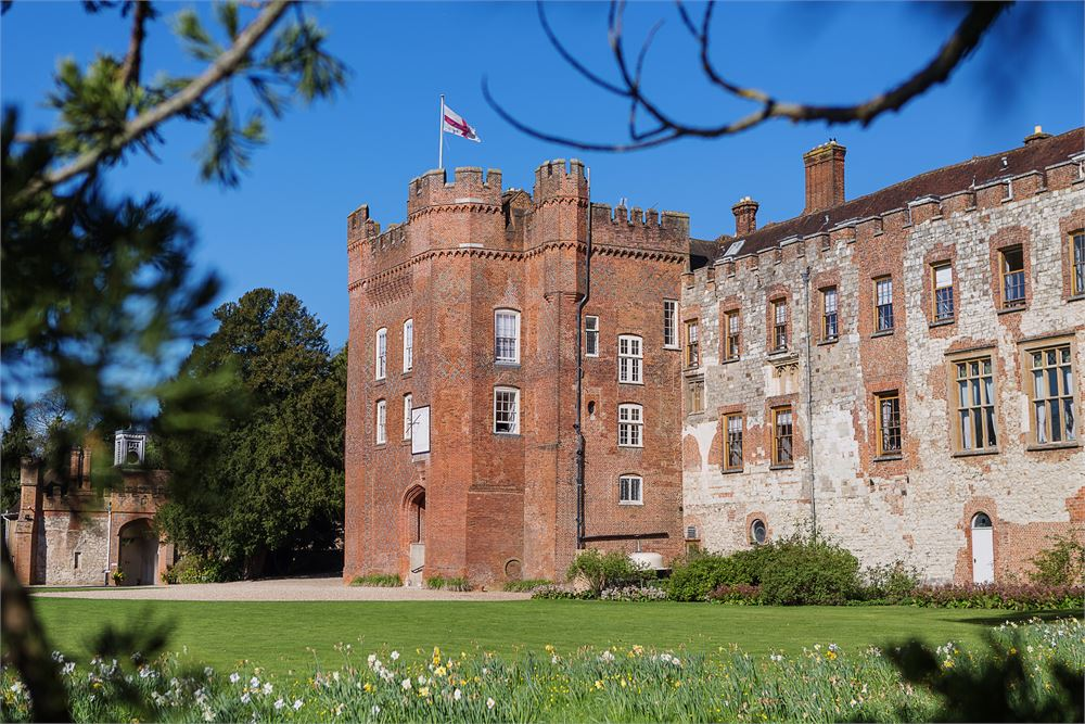 Bridal Makeup Artist at Farnham Castle in Farnham, Surrey