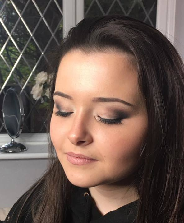 Makeup for christmas parties in Sandhurst, Berkshire, Surrey, Crowthorne, Yateley, Camberley