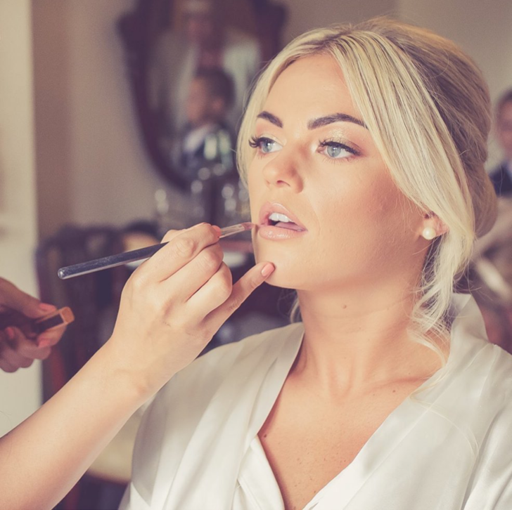 Bridal Makeup Artist in Hampshire