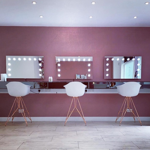 Hair and Beauty Salon in Camberley, Surrey. Hair dresser in Camberley